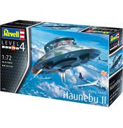 Haunebu II Flying Saucer (Level 4) (Scale 1:72)