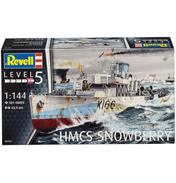 HMCS Snowberry (Level 5) (Scale 1:144)