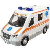 Ambulance (Level 1) (Scale 1:20)