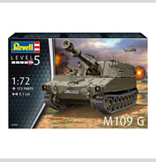 M109 G  (Scale 1:72)