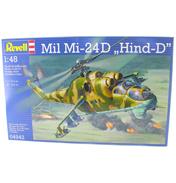 Mil Mi-24D Hind-D (Scale 1:48)