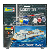 M/S Color Magic Model Set