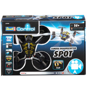 "Remote Control Camera Quadrocopter ""Spot"""