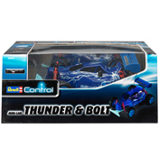 "Mini Car ""Thunder & Bolt"""