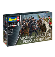 Seven Years War (Austrian Dragoons & Prussian Hussars)