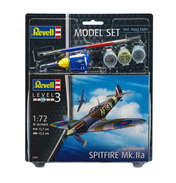 Spitfire Mk.iia Model Set
