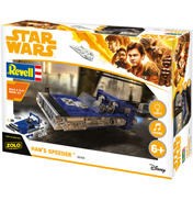 Build & Play Han's Speeder (Scale 1:28)