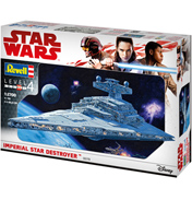 Imperial Star Destroyer (Level 4) (Scale 1:2700)