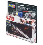 Obi Wan's Jedi Starfighter Model Set (Level 3) (Scale 1:80)