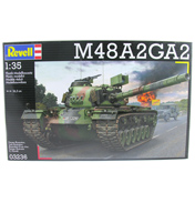 M48A2GA2 Model Tank (Scale 1:35)