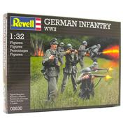 WWll German Infantry