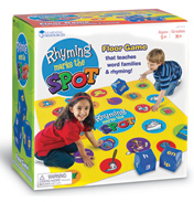 Rhyming Marks the Spot Activity Set
