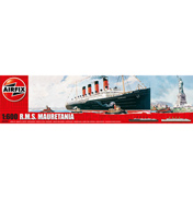 RMS Mauretania (Scale 1:600)