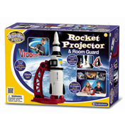 Brainstorm Rocket Projector & Room Guard
