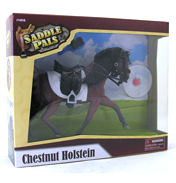 Saddle Pals Chestnut Holstein