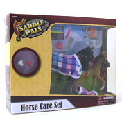 Saddle Pals Horse Care Set