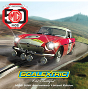 50 Years of MGB 'Old Faithful' Limited Edition