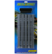 Scalextric Barriers & Clips