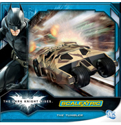 Dark Knight Rises Batman Tumbler Vehicle
