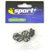 Scalextric Digital Guide Blade & Screw Pack