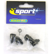 Scalextric Guide Blade Pack of 4