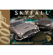 Micro James Bond 007 Skyfall