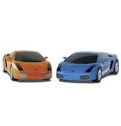 Lamborghini Gallardo Twin Pack