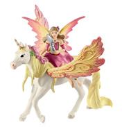 Bayala Fairy Freya with Pegasus Unicorn Figure Pack