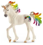Schleich Bayala Rainbow Unicorn, Foal