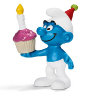 Schleich Birthday Smurf