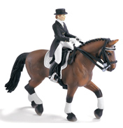 Schleich Dressage Accessories Riding Set…