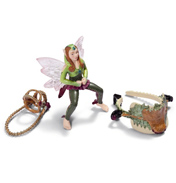 Elf Riding Set, Forest Elf