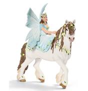 Eyela on Horseback