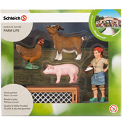 Barnyard Animal Set