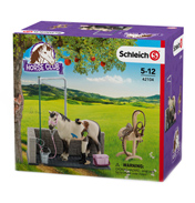 Schleich Farm Life Horse Wash Area
