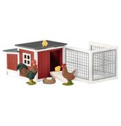 Farm World Chicken Coop