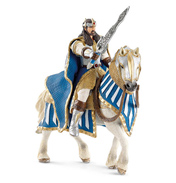 Griffin Knight King on Horse