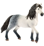 Horse Club Andalusian Stallion Figure