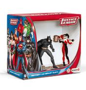 Justice League Batman vs Harley Quinn