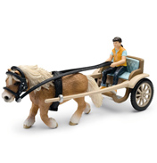 Schleich Pony Carriage