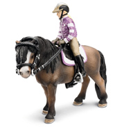 Schleich Pony Riding Accessory Set