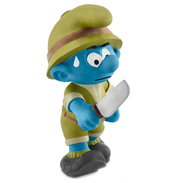 Jungle Smurf, Adventurer