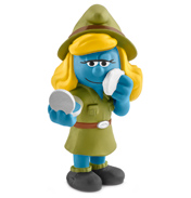 Jungle Smurfette