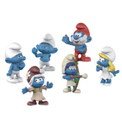 Smurfs Movie Set 3