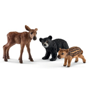 Forest Animal Babies