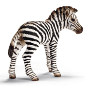 Schleich Zebra Foal