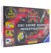 Science X Crime Scene Investigation