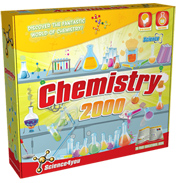 Science4you Chemistry 2000