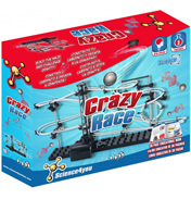 Crazy Race Playset