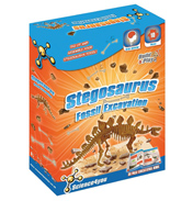 Science4you Fossil Excavation Stegosaurus